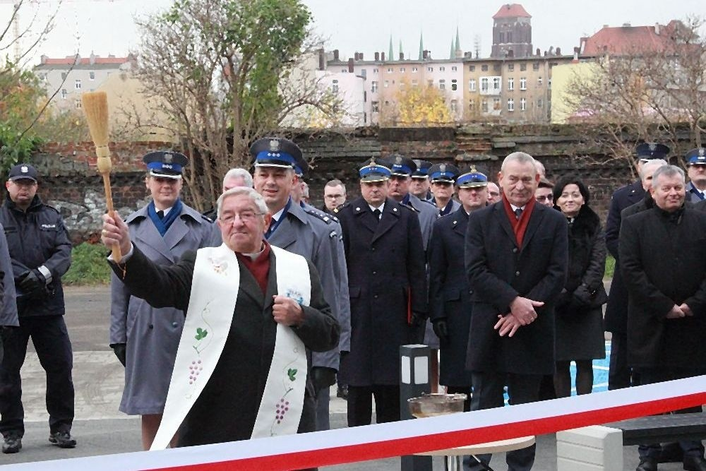 Otwarcie nowego komisariatu w Śródmieściu
