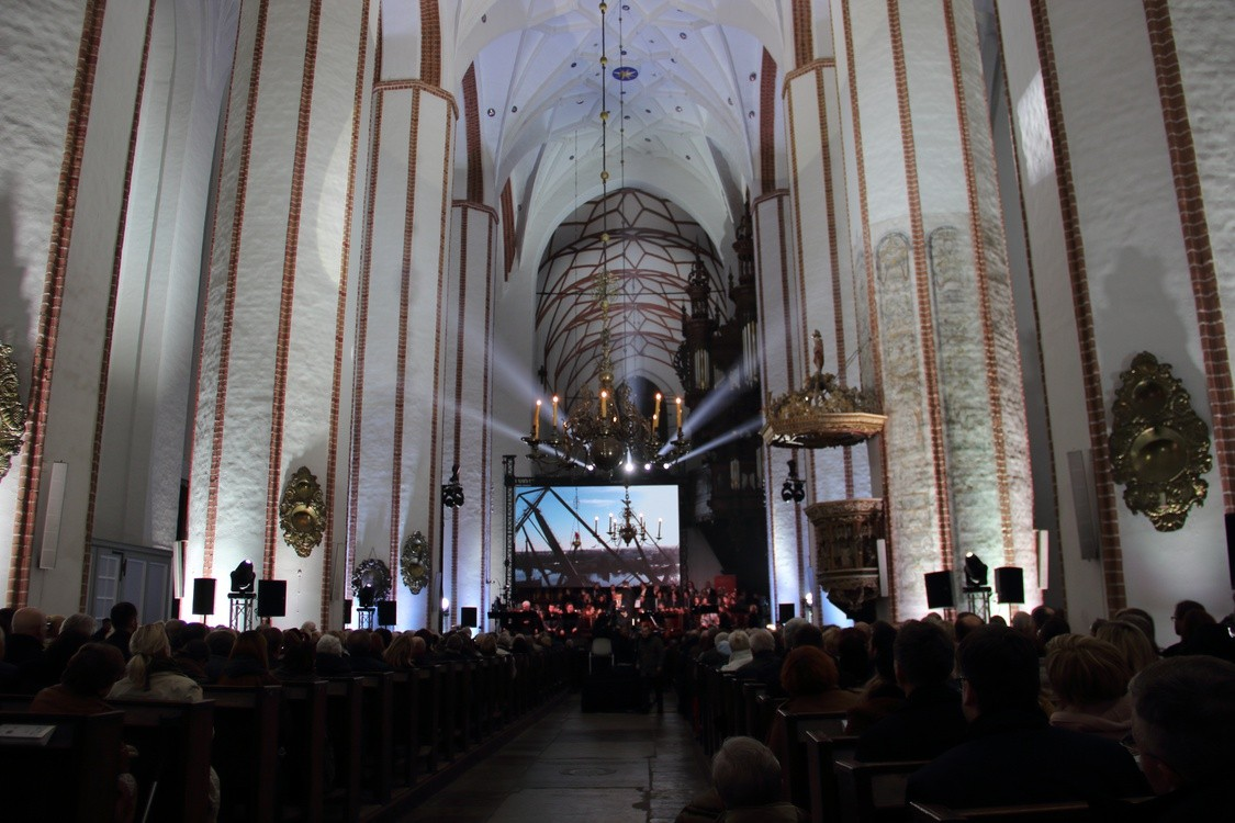 Przebojowe oratorium Gdańska dla Rzeczpospolitej