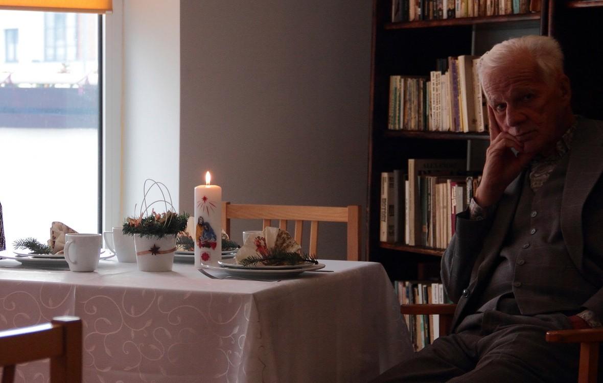 Wigilijny stół to synonim spotkania