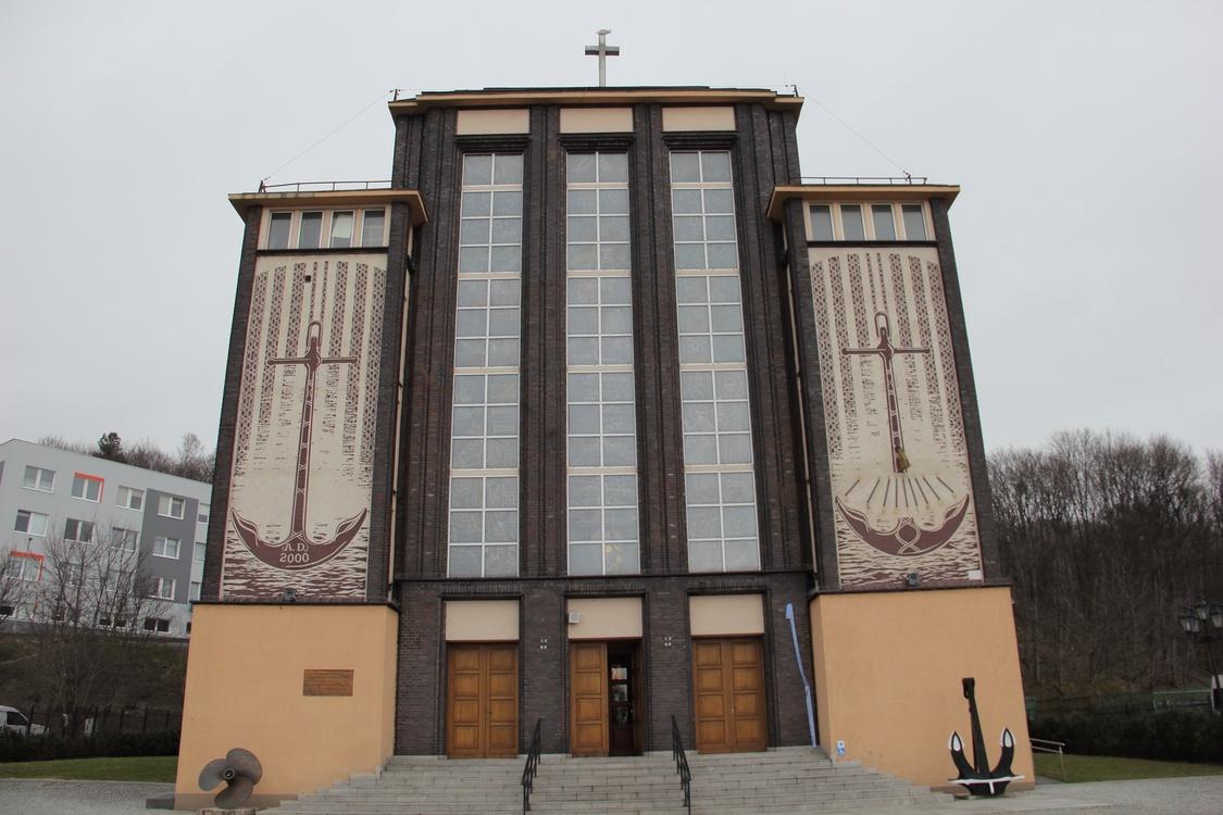 Gdyński kościół garnizonowy jest zabytkiem