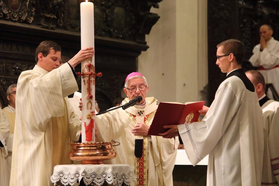 Alleluja zabrzmiało w metropolitalnej świątyni Gdańska