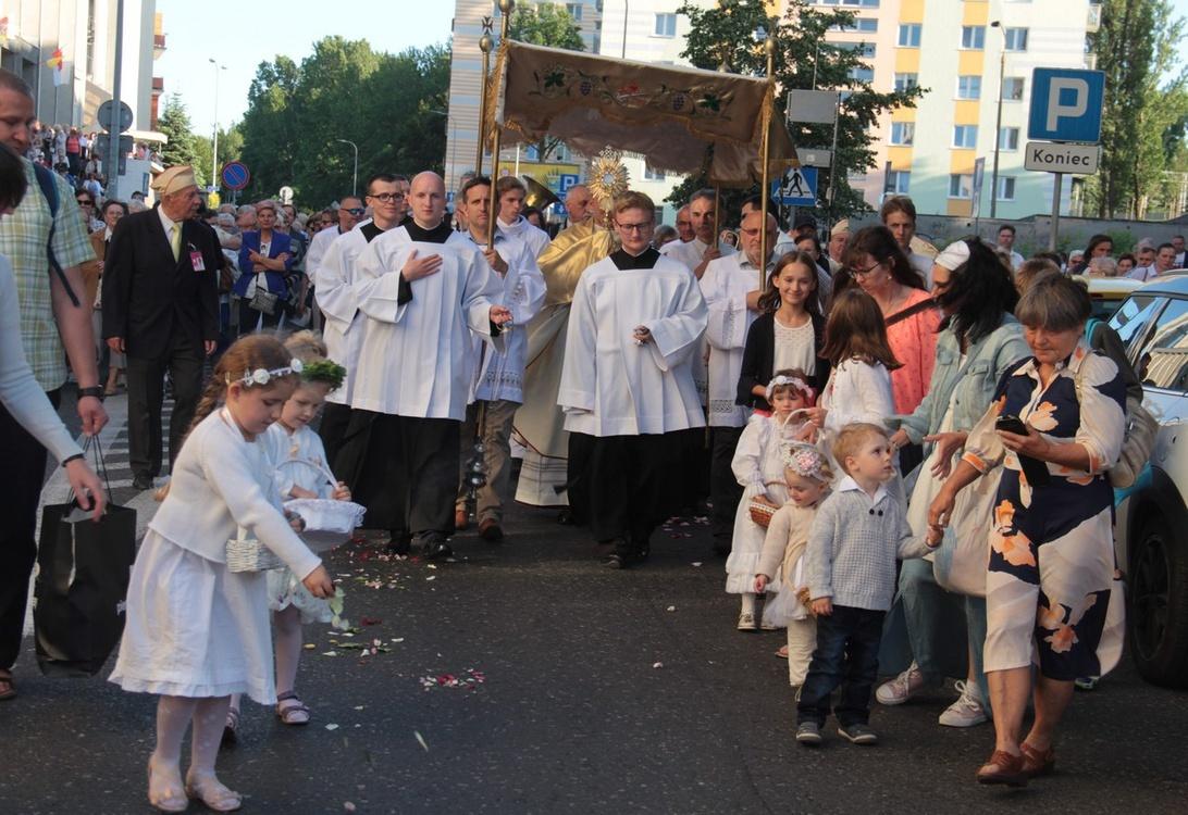 Uroczystość Najświętszego Serca Pana Jezusa w Gdyni