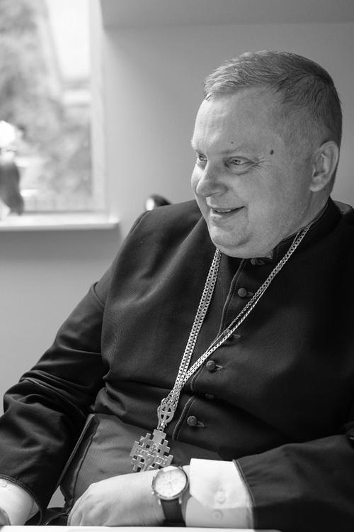 Ks. kan. Piotr Lewańczyk odszedł do domu Ojca