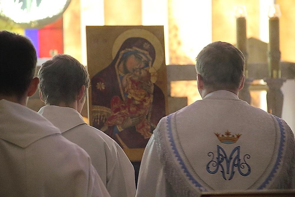 Akatyst wyśpiewany - starożytne nabożeństwo ku czci Bogurodzicy odprawiono w Gdańsku