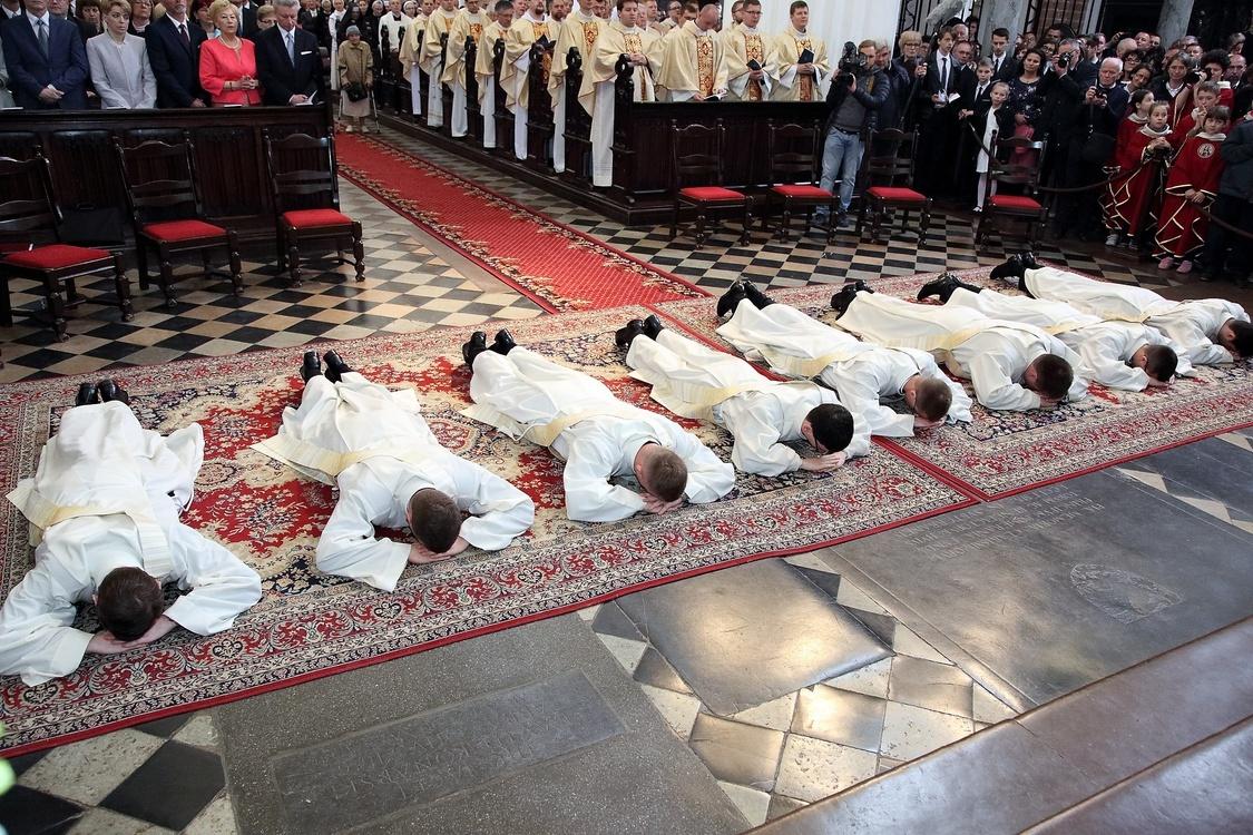 Święcenia kapłańskie - transmisja online