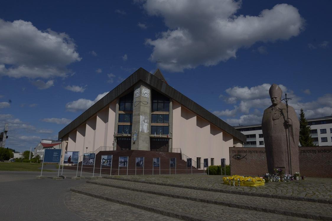 Gdańsk. Wystawa poświęcona Janowi Pawłowi II