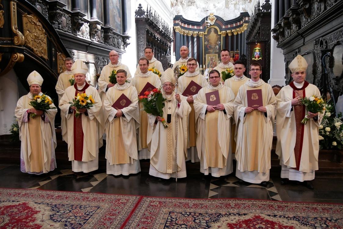 Pięciu nowych kapłanów w archidiecezji gdańskiej
