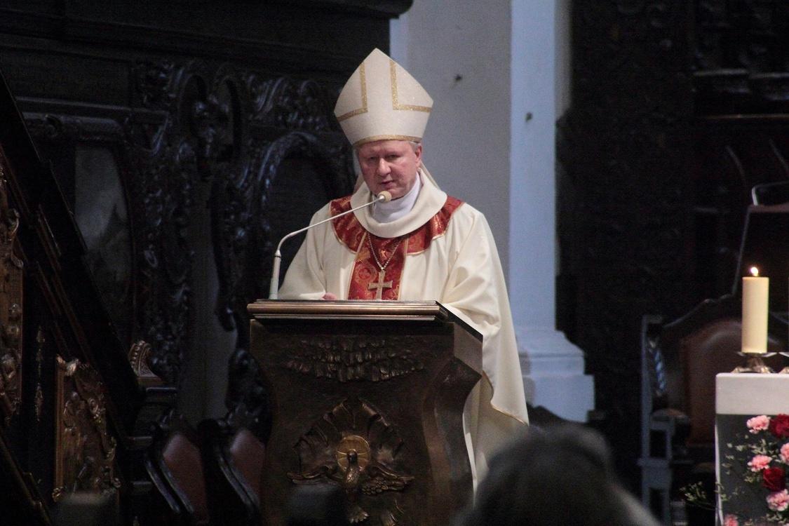 Msza św. w intencji kobiet - transmisja online