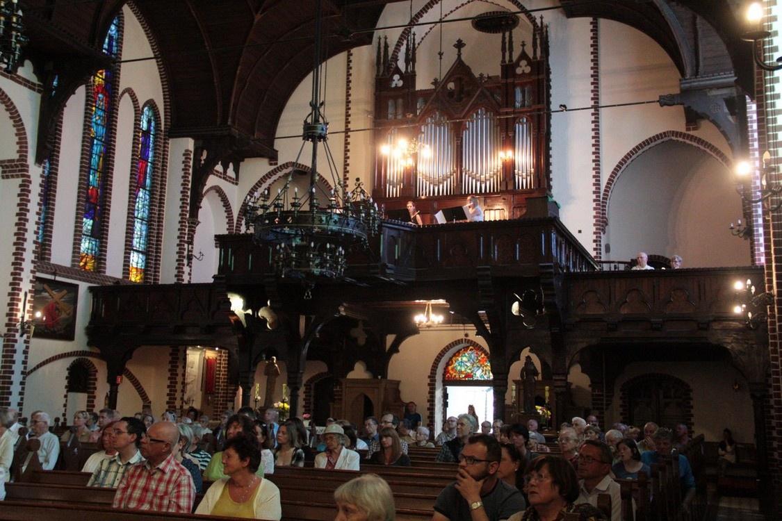 Sopockie Wieczory Organowe pamięci Jana Pawła II