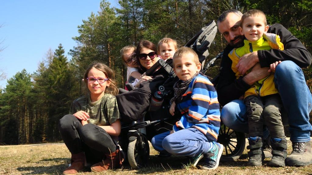 Rodzina wielodzietna w dobie koronawirusa