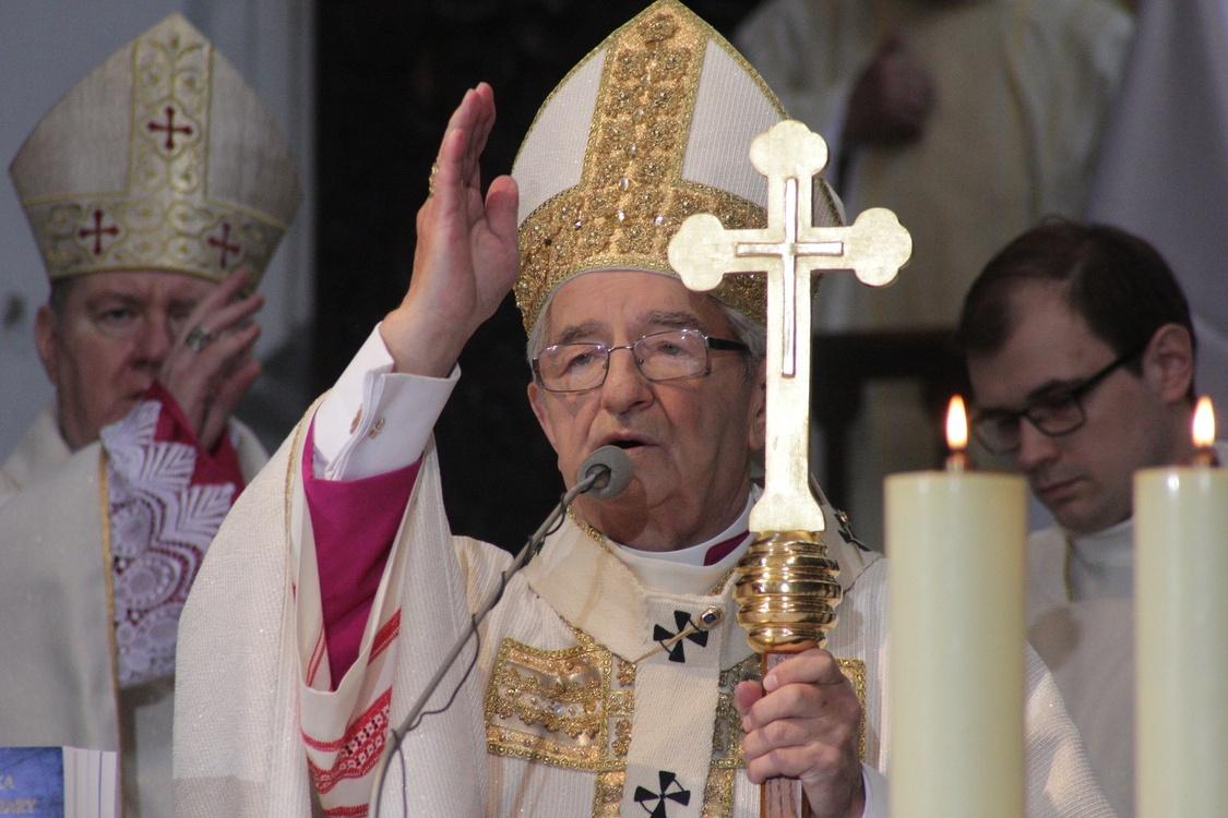Złoty jubileusz święceń kapłańskich abp. Sławoja Leszka Głódzia